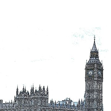 Houses of Parliament bywhacky by bywhacky