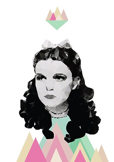 Dorothy //triangles by Happy Thoughts