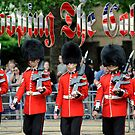 Trooping The Colour: London, UK by DonDavisUK