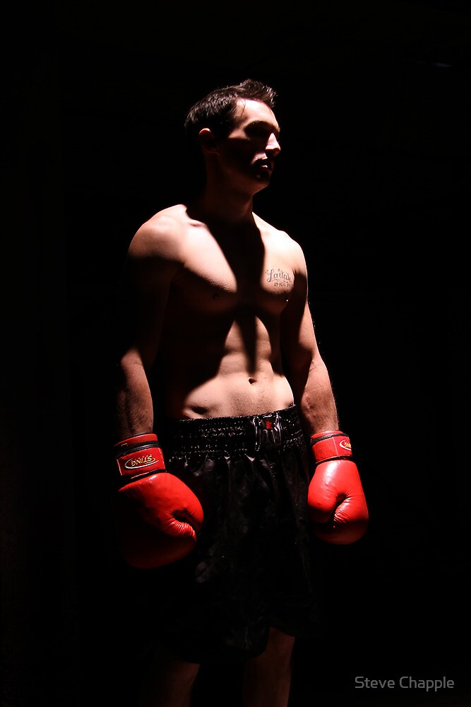 Shadow Boxer by Steve Chapple