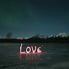 Love - Light Painting by BlaisOne