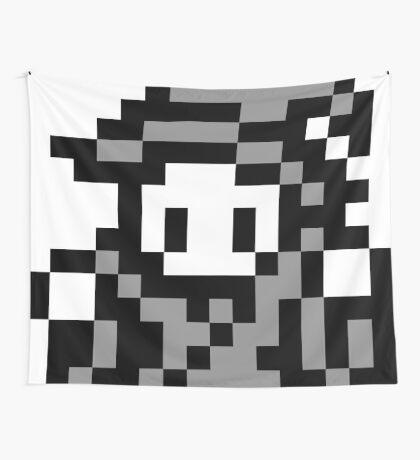 8-Bit Wizard Wall Tapestry