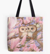 Love Owls Tote Bag