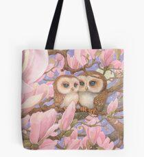 Love Owls Tote Bag