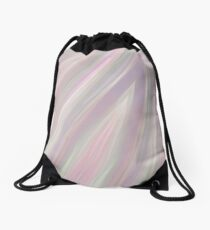 Pastelito  - Ombre Pastel Colors Abstract Art Drawstring Bag