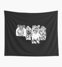 Gem Keepers Wall Tapestry
