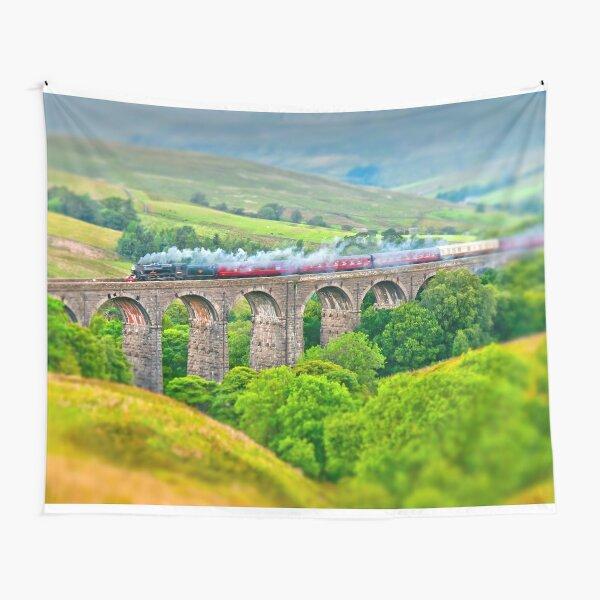 Dent Dale Viaduct (Tilt 'n' Shift) Tapestry