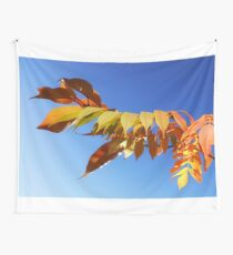 Herbstzweig Wall Tapestry