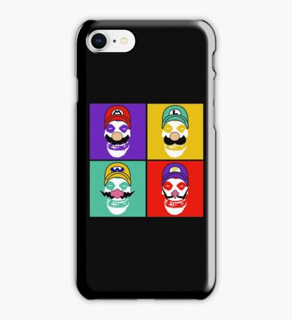 N. Misfit 4 (d) iPhone Case/Skin
