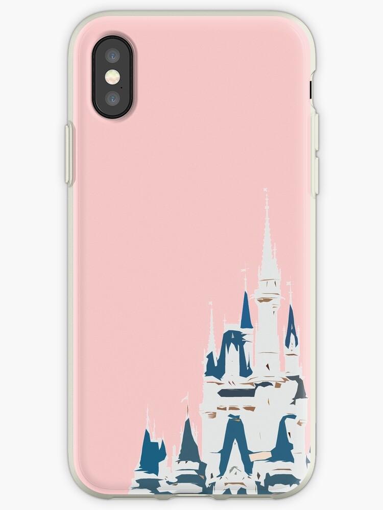 «Magic Castle Millennial Pink» de FandomTrading