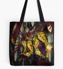 Ocean Invasion #4: Crystal Cave of the Landhorse Tote Bag