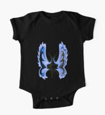 Wings Short Sleeve Baby One-Piece