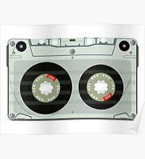 Audio tape Poster