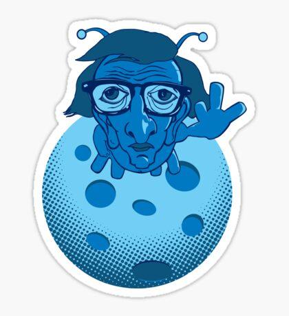 Woody Alien Sticker