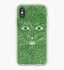 The Green Man iPhone Case