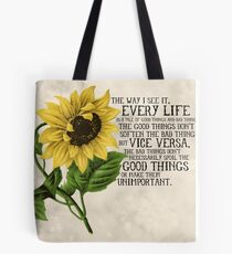 Pile of Good Things Tote Bag
