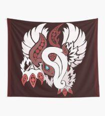 Shiny Mega Absol - Yin and Yang Evolved! Wall Tapestry