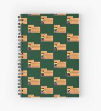 G.I.joe File card Spiral Notebook