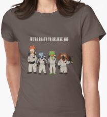We're Ready to Believe You Women's Fitted T-Shirt