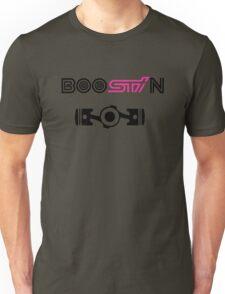 booSTIn Flat Unisex T-Shirt