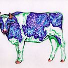 Cow by Hannah Taylor