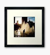 Tyrell Corporation Framed Print