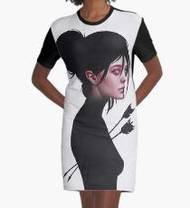 Gaia Graphic T-Shirt Dress