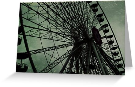 The Big Wheel by aciddream