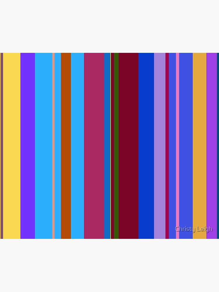 Colorful Lines by erichristy