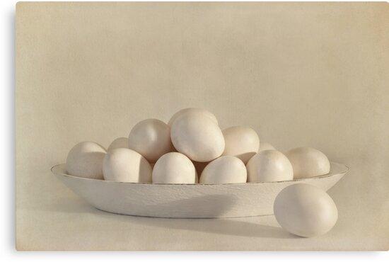 Eggs by Priska Wettstein