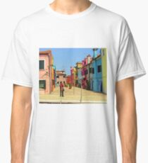 Vacation Photographer Classic T-Shirt