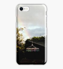 Look what's at the end of my rainbow ! iPhone Case/Skin