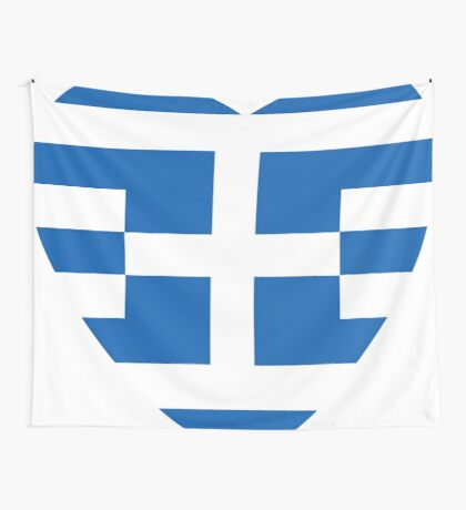 Greece 2.0 Wall Tapestry