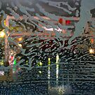 Carwash Abstract 1  by Heather Friedman