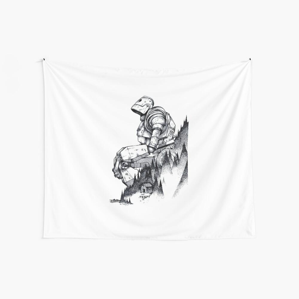 Eisenriese Wandbehang