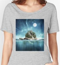 Turtle Island Women's Relaxed Fit T-Shirt