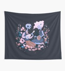 Rhythm of Grief (Day of the Dead) Wall Tapestry