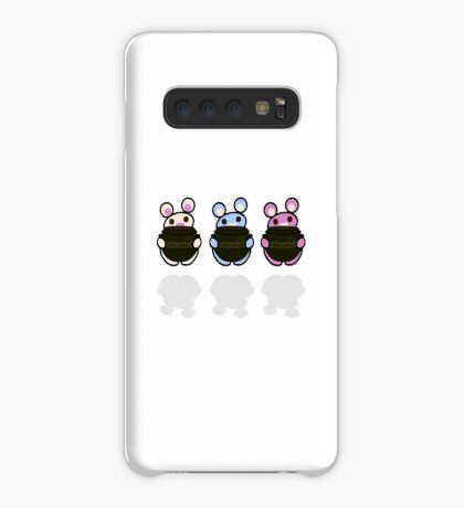STPC: Three Chibis (Hang Ari Kimchi) Case/Skin for Samsung Galaxy