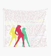 Candy Store-Heathers: Das Musical Wandbehang