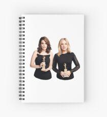 Tina and Amy Spiral Notebook