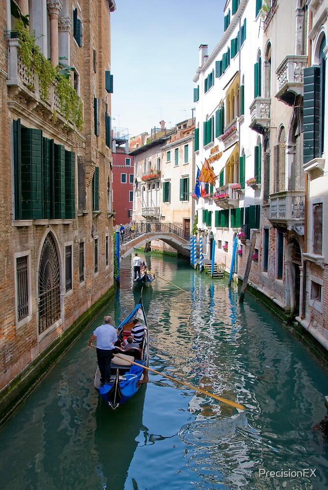 Gondolas by PrecisionFX