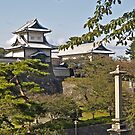 Entry to the Kanazawa Castle, Japan. by johnrf