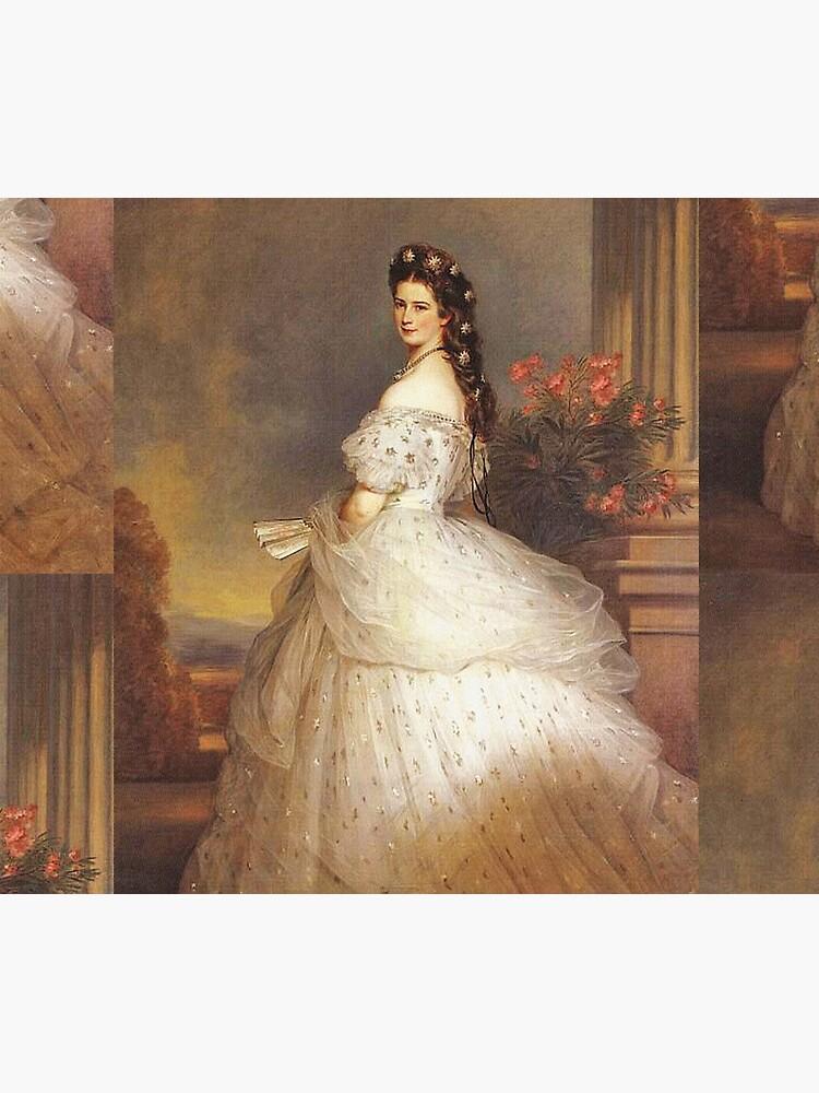 "Empress ""Sissy""...Elizabeth of Austria by Winterhalter by edsimoneit"