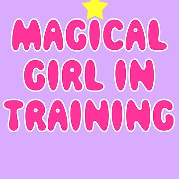 Magical Girl in Training by adriannachuu
