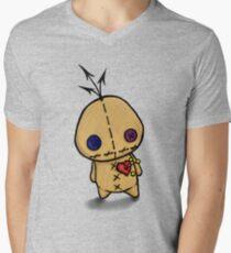 Grym Doll Men's V-Neck T-Shirt