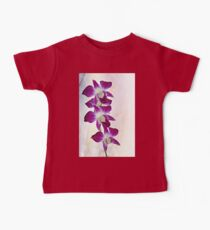 Orchids Baby Tee