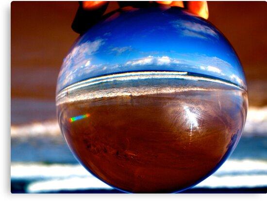 Sand reflected by Jacqe Matelot