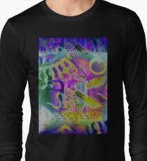 5734gvi Buddha and Winged Serpent T-Shirt