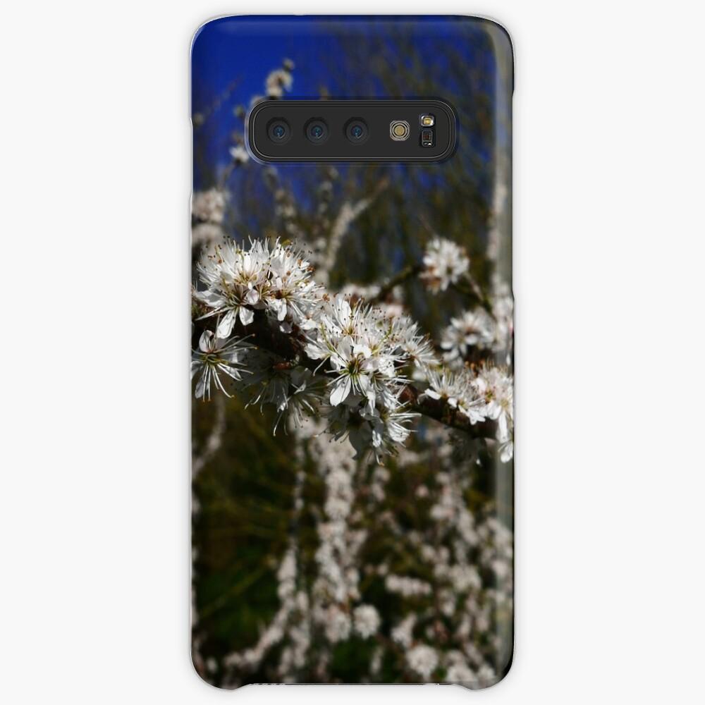 Blackthorn (Prunus spinosa) Case & Skin for Samsung Galaxy