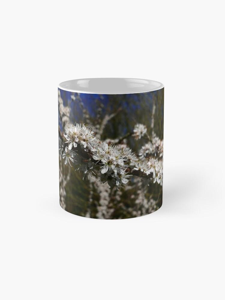 Alternate view of Blackthorn (Prunus spinosa) Mug
